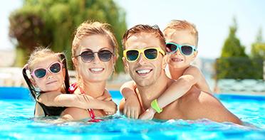 Blue Mirage Pool and Spa Lake Havasu City Arizona